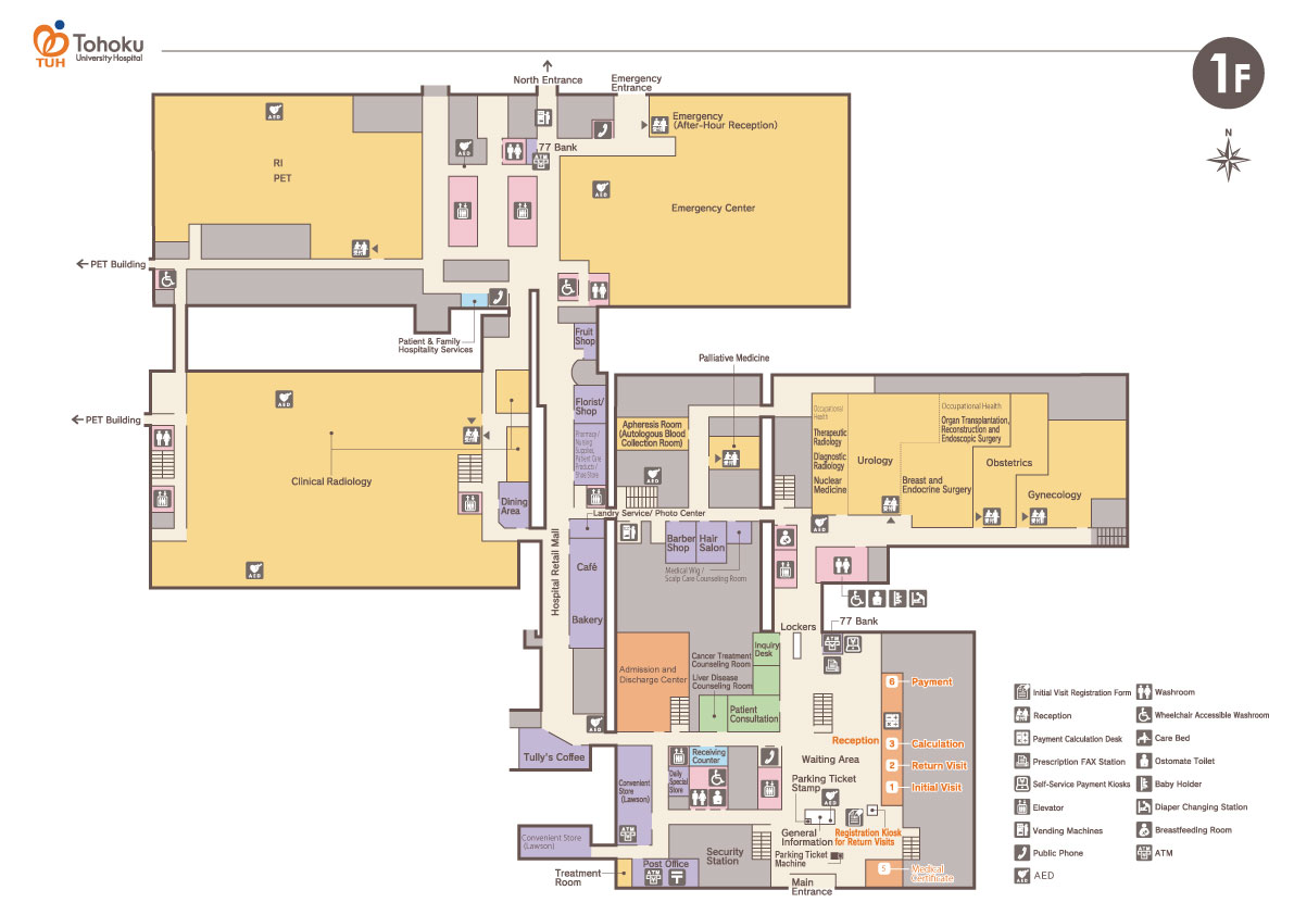 Diagram Of A Hospital A3 Wiring Diagram Forward
