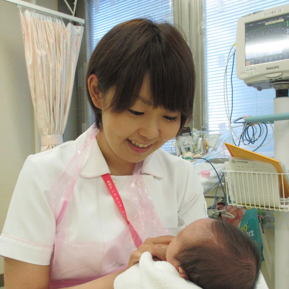 新生児集中ケア認定看護師