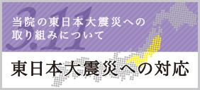 東日本大震災について
