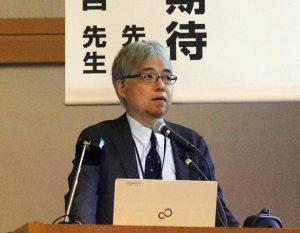 石井正教授