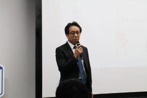 亀井サービス・質向上委員長